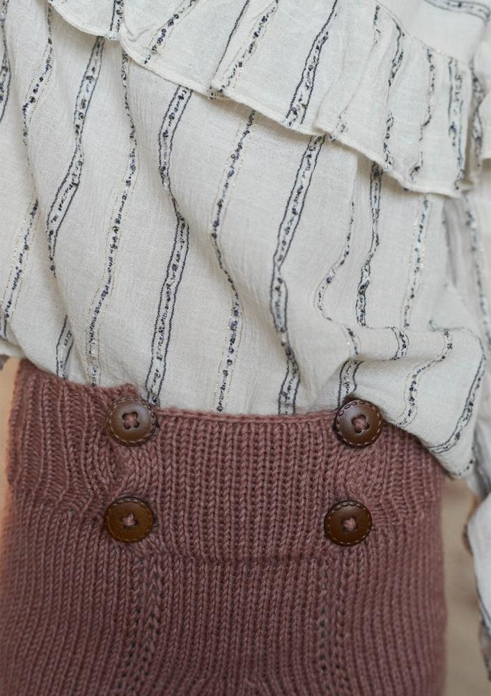 Culott bukse Nr. 1 Sandnes Garn