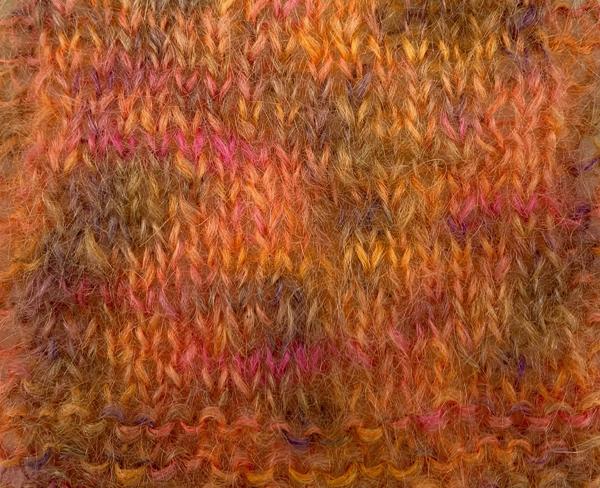 Permin Bella Color 153 Flerfarget garn SATURNIA GARN