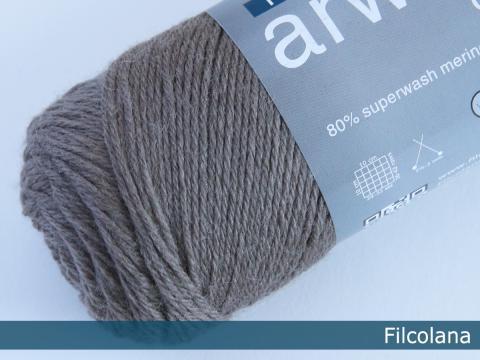 Elmegade strikket t skjorte Filcolana garnpakke SATURNIA GARN